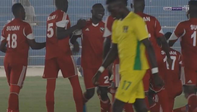اهداف مباراة السودان وساوتومي وبرينسيب (4-0) تصفيات امم افريقيا