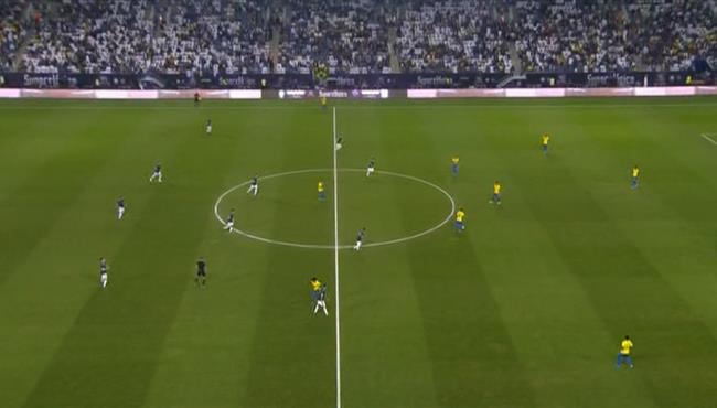 ملخص مباراة الارجنتين والبرازيل مباراة ودية