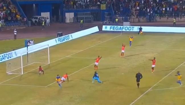 اهداف مباراة انجولا والجابون (1-2) تصفيات امم افريقيا