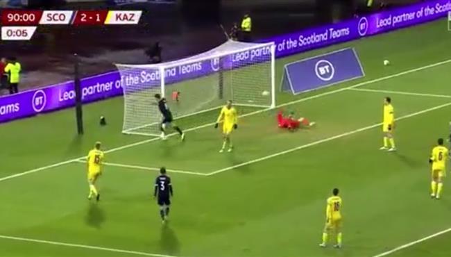 اهداف مباراة اسكتلندا وكازاخستان (3-1) تصفيات امم اوروبا
