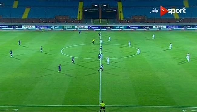 ملخص مباراة الزمالك وانبي 1 2 الدوري المصري بطولات