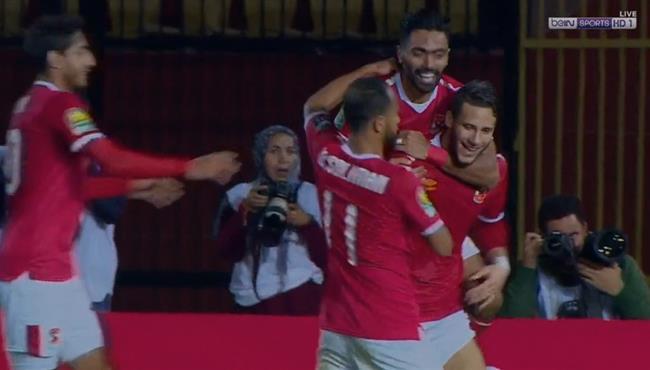 ملخص مباراة الاهلي والهلال السوداني (2-1) دوري ابطال افريقيا