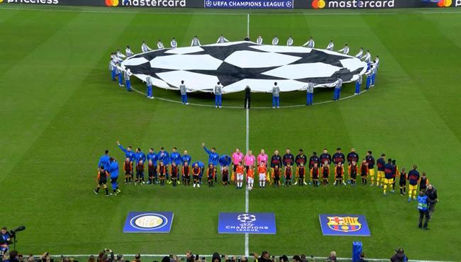 ملخص مباراة برشلونة وانتر ميلان (2-1) دوري ابطال اوروبا