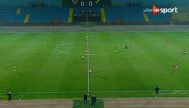 ملخص مباراة الاهلي ووادي دجلة (3-0) الدوري المصري