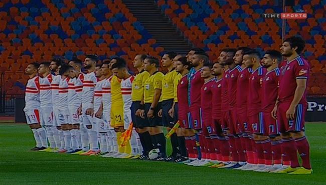 ملخص مباراة الزمالك وبيراميدز (2-0) الدوري المصري