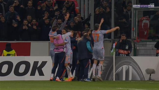 اهداف بوروسيا مونشنجلادباخ واسطنبول (1-2) الدوري الاوروبي