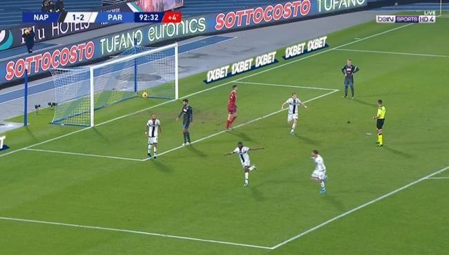 اهداف مباراة نابولي وبارما (1-2) الدوري الايطالي