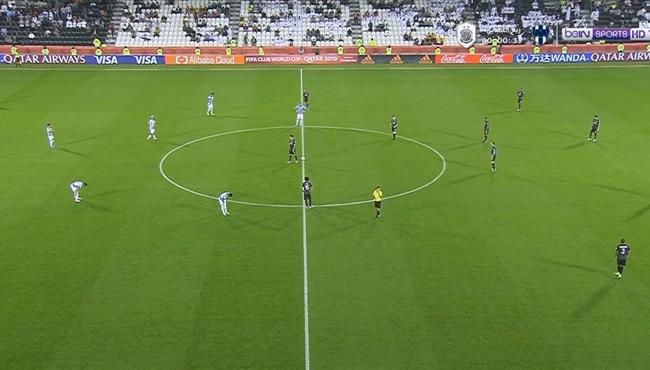 ملخص مباراة السد ومونتيري (2-3) كاس العالم للاندية