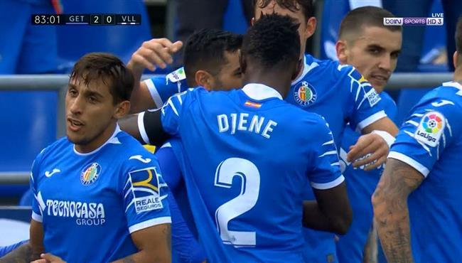 اهداف مباراة خيتافي وبلد الوليد (2-0) الدوري الاسباني