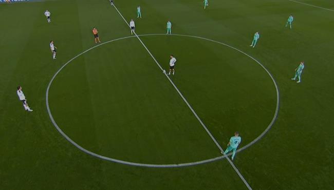 ملخص مباراة ريال مدريد وفالنسيا (1-1) الدوري الاسباني