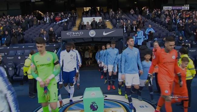 ملخص مباراة مانشستر سيتي وتشيلسي (6-0) تعليق حفيظ دراجي
