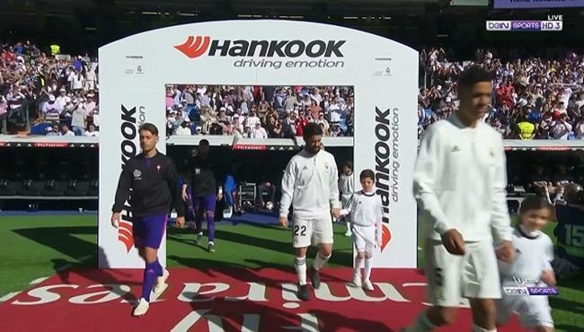 ملخص مباراة ريال مدريد وسيلتا فيجو (2-0) الدوري الاسباني