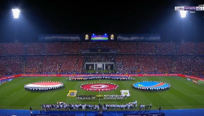ملخص مباراة مصر والكونغو الديمقراطية (2-0) كاس امم افريقيا