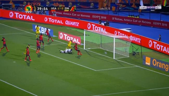 اهداف مباراة أوغندا و زيمبابوي (1-1) كأس امم افريقيا