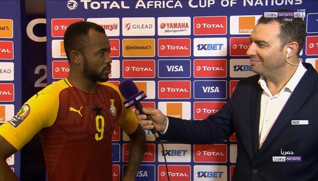 تصريحات جوردان ايوا بعد مباراة غانا وبنين في كاس امم افريقيا