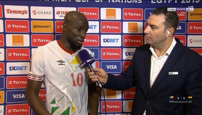 تصريحات مايكل بوتيه بعد مباراة غانا وبنين في كاس امم افريقيا