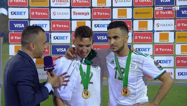 تصريحات اسماعيل بن ناصر وادم وناس بعد الفوز بكاس امم افريقيا