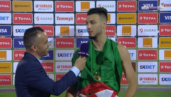تصريحات رامي بن سبعيني بعد الفوز بكاس امم افريقيا