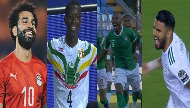 اجمل 10 اهداف في كأس امم افريقيا 2019
