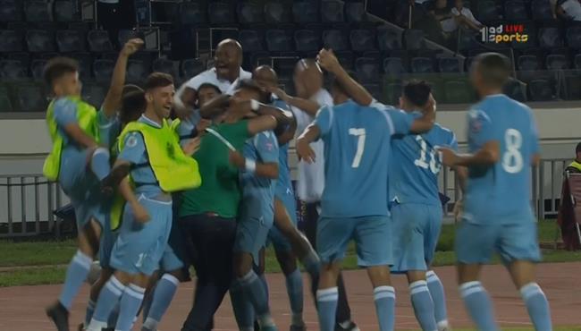 اهداف مباراة الرفاع البحريني واتحاد طنجة المغربي (2-0) البطولة العربية