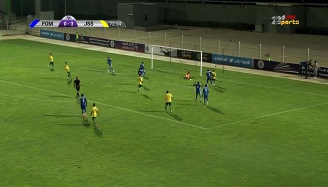 اهداف مباراة شبيبة الساورة ونادي فولكان (5-0) البطولة العربية