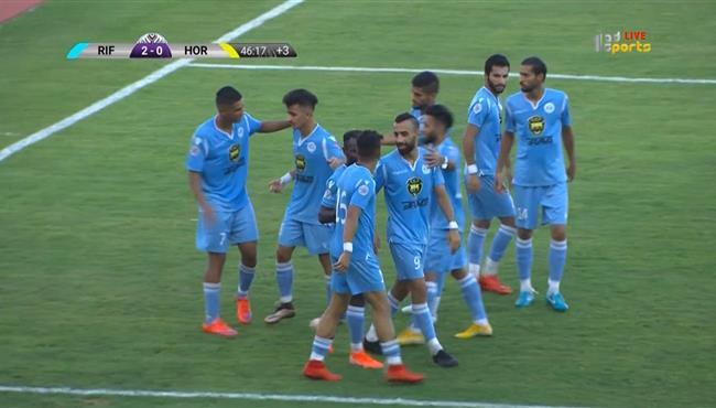 اهداف مباراة الرفاع وهورسيد (5-0) البطولة العربية