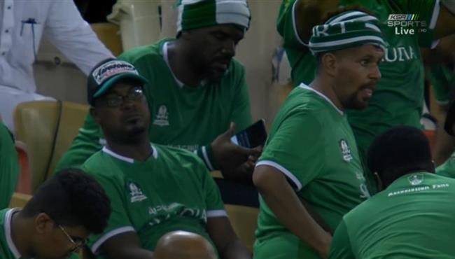 رد فعل جماهير الاهلي بعد التعادل مع العدالة (1-1) الدوري السعودي