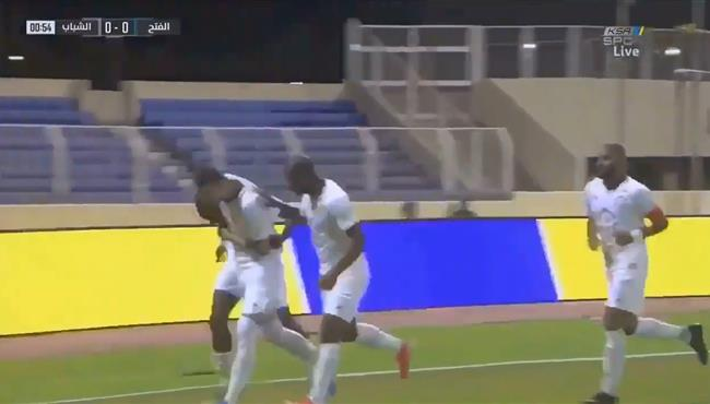 اهداف مباراة الشباب والفتح (2-1) الدوري السعودي
