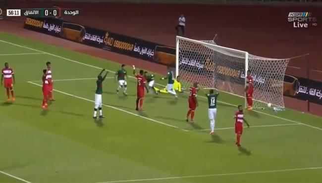 اهداف مباراة الاتفاق والوحدة (2-0) الدوري السعودي