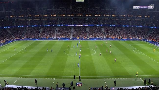 ملخص مباراة يوفنتوس واتلتيكو مدريد (2-2) دوري ابطال اوروبا