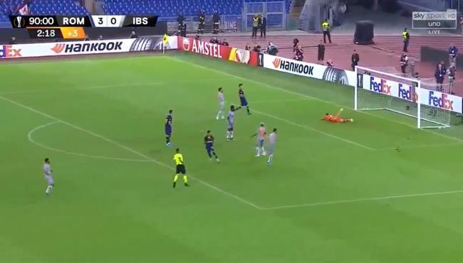 اهداف مباراة روما واسطنبول (4-0) الدورى الاوروبى