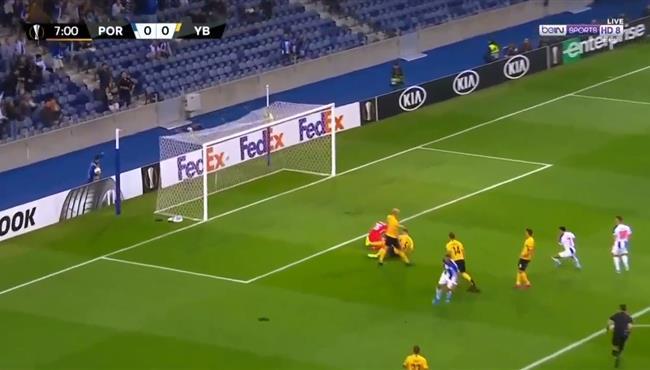 اهداف مباراة بورتو ويونج بويز (2-1) الدوري الاوروبي