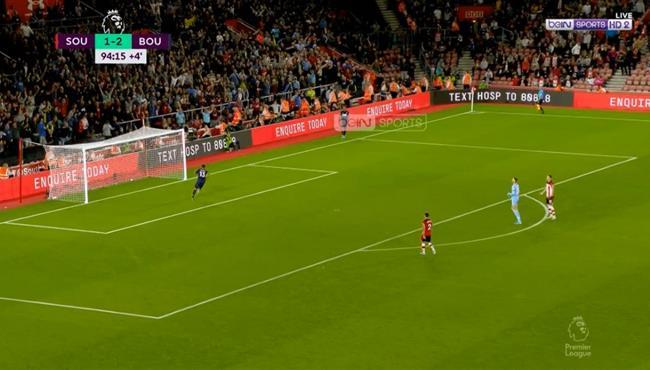 اهداف مباراة بورنموث وساوثامبتون (3-1) الدورى الانجليزى
