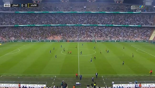 ملخص مباراة الهلال والاتحاد (3-1) الدوري السعودي