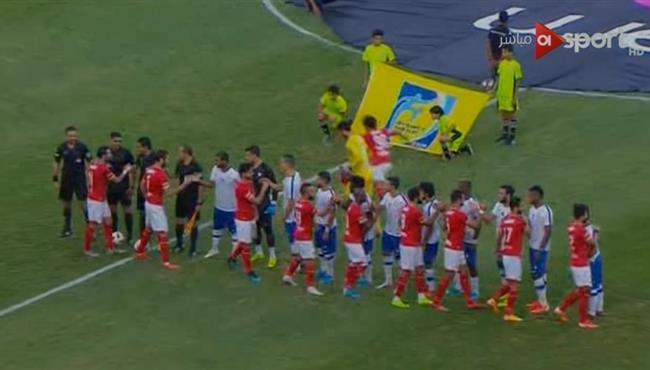 ملخص مباراة الاهلي وسموحة (1-0) الدوري المصري