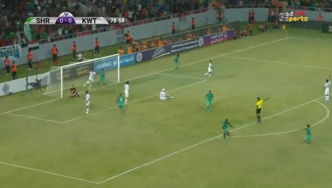 اهداف مباراة الشرطة العراقي والكويت الكويتي (2-0) البطولة العربية