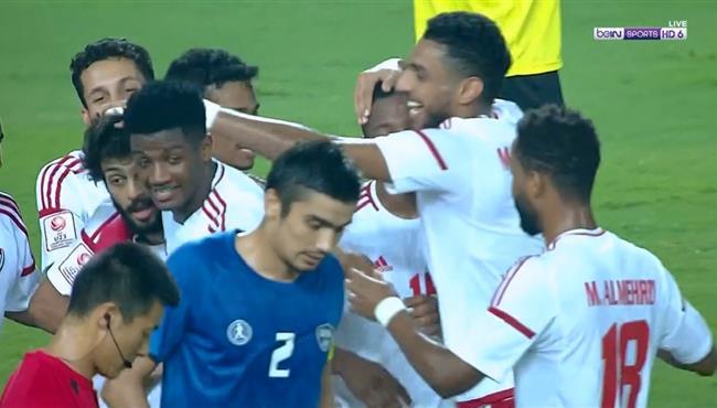 اهداف مباراة الامارات واوزبكستان (1-5) كأس اسيا تحت 23 سنة