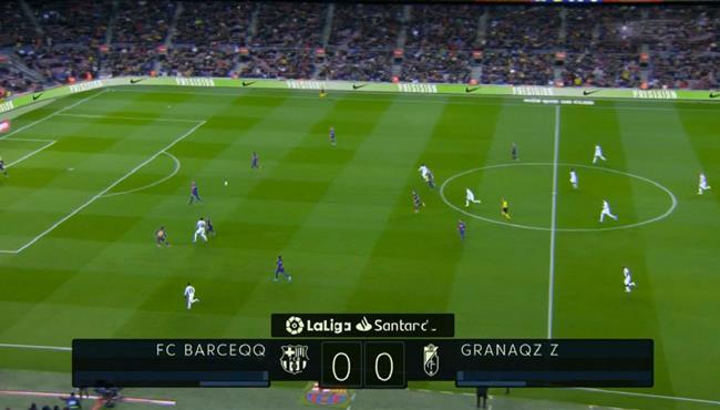ملخص مباراة برشلونة وغرناطه (1-0) الدوري الاسباني