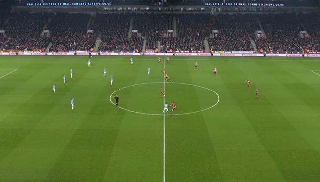 ملخص مباراة مانشستر سيتي وشيفيلد (1-0) الدوري الانجليزي