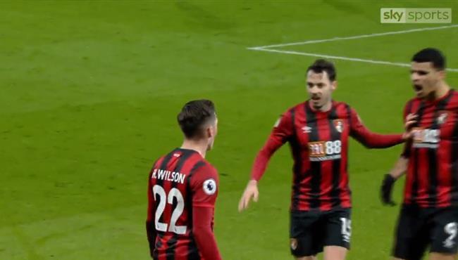 اهداف مباراة بورنموث وبرايتون (3-1) الدوري الانجليزي