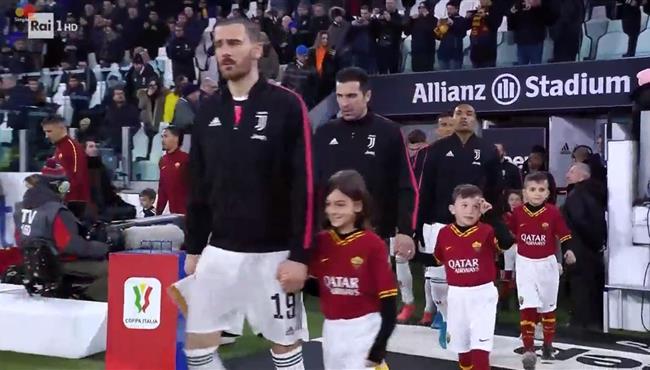 ملخص مباراة يوفنتوس وروما (3-1) كاس ايطاليا