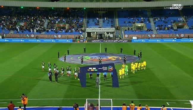ملخص مباراة النصر والاتفاق (1-0) الدوري السعودي