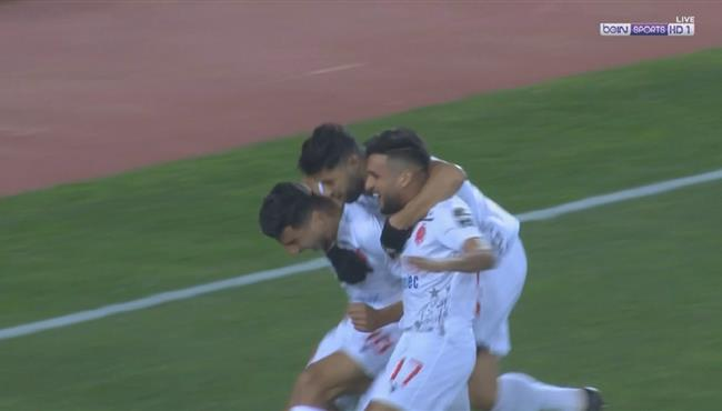 هدف الوداد الاول فى مرمى اتحاد العاصمه (1-0) دوري ابطال افريقيا