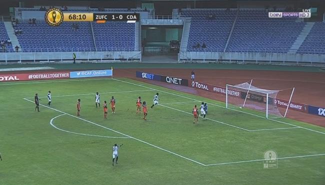 اهداف مباراة زيسكو واول اغسطس (1-1) دوري ابطال افريقيا
