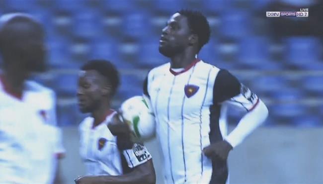 هدف تعادل اول اغسطس الرائع مع زيسكو (1-1) دوري ابطال افريقيا
