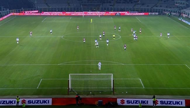 هدف خرافي من منتصف الملعب لـ أتالانتا امام تورينو في الدوري الايطالي
