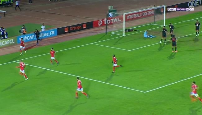 هدف فوز الاهلي علي النجم الساحلي (1-0) دوري ابطال افريقيا