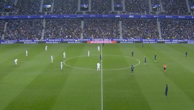ملخص مباراة ريال مدريد وبلد الوليد(1-0) الدوري الاسباني
