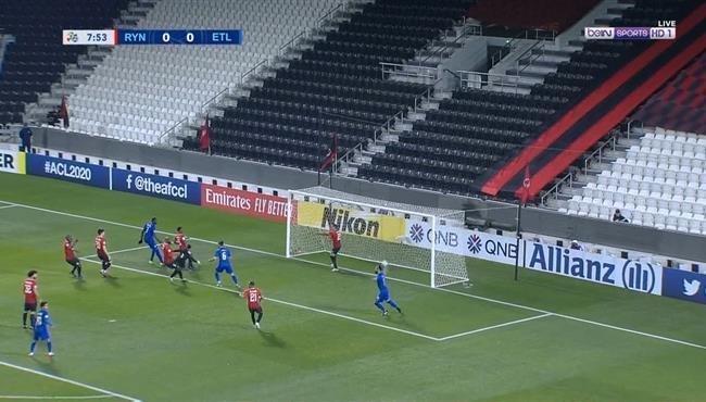 هدف استقلال طهران الاول في مرمي الريان (1-0) دوري ابطال اسيا
