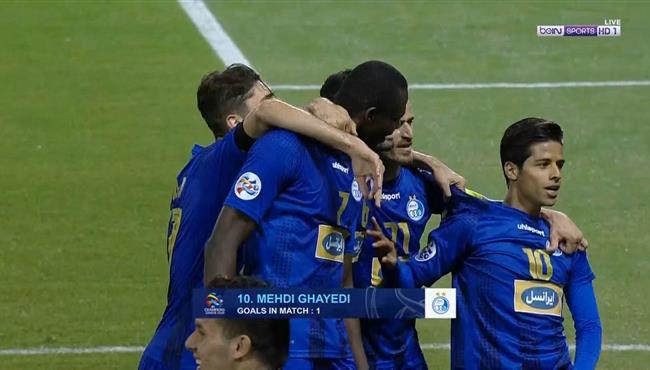 اهداف مباراة الريان واستقلال طهران (0-5) دوري ابطال اسيا